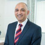 Obstetrician Dr Haider Najjar