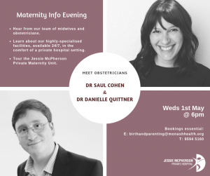 Maternity Information Evening