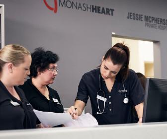 Jessie McPherson Private Cardiac Care Unit