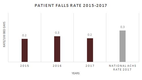 JMPH patient falls